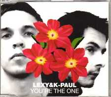 Lexy & K-Paul - You're The One - CDM - 2001 - Techno Electro 5TR Low Spirit Rec