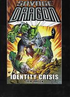 Savage Dragon: Identity Crisis by Erik Larsen 2010, TPB Image Comics OOP