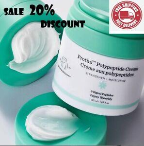 Drunk Elephant Protini Polypeptide Face Cream Water lily Primer Skin Care 50ml