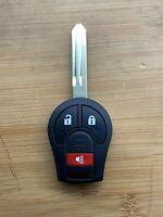 OEM Nissan Keyless Entry Remote Head Key Fob Transmitter 3B CWTWB1U751 No Chip