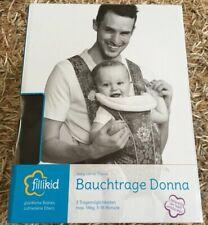 NEU Bauchtrage Donna max. 14kg 3-18 Monate
