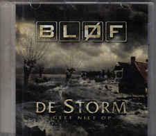 Blof-De Storm Promo cd single