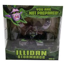 "4"" World of Warcraft Illidan Demon Model PVC Cartoon Action Figure"