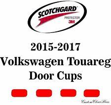 3M Scotchgard Paint Protection Film Pre-Cut 2015 2016 2017 Volkswagen Touareg