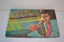 Vintage 1978 Elvis Presley Welcomes You To The World Game