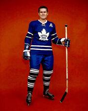 Allan Stanley Toronto Maple Leafs 8x10 Photo