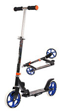 Hudora Hornet Scooter 205 bl-schw Roller Cityroller 14629 Big Wheel