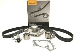 NEW Continental Timing Belt Kit w/ Water Pump CK257LK1 fits Toyota 3.0 1994-2004