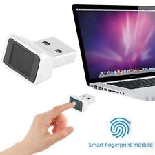 USB Fingerprint Fingerabdruck Reader Dongle für Windows 10 Notebook Laptop PC