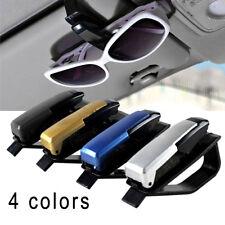 Sun Visor Sunglasses Eye Glasses Card Pen Holder Clip Car Vehicle Accessory 1x