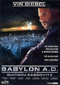 Babylon A.D. DVD MONDO HOME ENTERTAINMENT