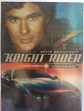 Knight Rider Season 1(DVD, 1986) Brand New