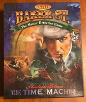 221B Baker St The Master Detective Game- Sherlock Holmes The Time Machine