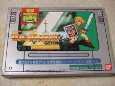 1992 Vintage The Legend of Zelda Board Game Nintendo Bandai