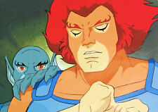 LARGE ThunderCats - Original Anime Animation Production Cel - Lion-O, Panthro 51