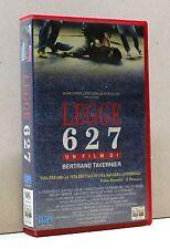 LEGGE 627 [vhs, columbia tristar home video, Bim, bertrand tavernier, 145']