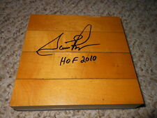Scottie Pippen signed Chicago Stadium Floor Board Chicago Bulls ! HOF 2010 !