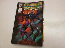 CYBER FORCE 5. COMICS . IMAGE/SEMIC..1996 ..TBE