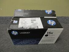 LOT 2 !! HP 15X C7115X Black Toner Cartridge HP LaserJet 1200 1220 3300 3380