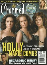 Charmed Magazine 11 Holly Marie Combs Marne Patterson Finale News Awards NM