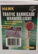 4 PACK!! Hawk - LED Tripod Emergency Flashing Traffic Barricade Light / Flare