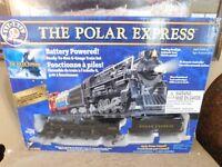 "LIONEL THE POLAR EXPRESS ""FREIGHT SET"" 7-11485 G-GAUGE ""HARD TO FIND"