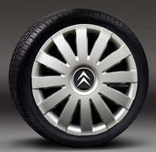 "Full set of 4  wheel trims 14"" , Hub Caps, Covers to fit Citroen C1"