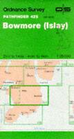 Bowmore (Islay) (Pathfinder Maps)-ExLibrary