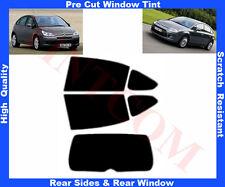 Pellicola Oscurante Vetri Auto Pre-Tagliata Citroen C4 5P 2004-2010 da 5% a 50%