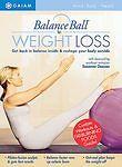 Balance Ball for Weight Loss (DVD, 2004) BRAND NEW!