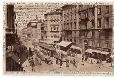 CARTOLINA 1947 MILANO VIA OREFICI RIF. 5635