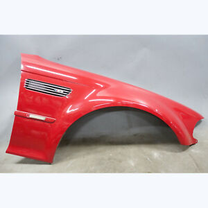 2001-2006 BMW E46 M3 Right Front Factory Fender Quarter Panel Imola Red OEM