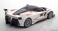 Bburago 1:24 Ferrari FXX K White Diecast Model Rcing Car Vehicle Toy New In Box