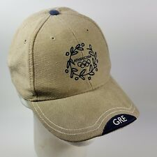 Athens 2004 Olympics Hat Officially Licensed Strapback