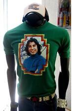 NOS VTG 76 John Travolta Grease Teen Beat NOS DS AUTOGRAPH URBAN COWBOY t-Shirt*