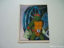 Autocollant Stickers Tortues Ninja Teenage Mutant Hero N°113 / Panini 1990
