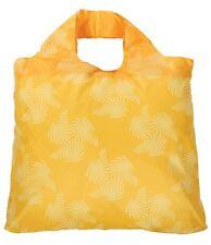 Envirosax Flora Bolsa en un color amarillo veraniego con estampado de una sola cara.