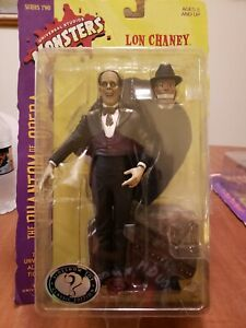 Universal Monsters Lon Chaney Phanton Of The Opera Sideshow Toy Series 2 New