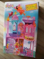 Großes Prinzessinnen Schloss und die geheime Tür von Barbie BLP42