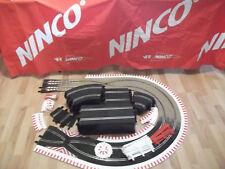 NINCO Rennbahn Konvolut riesig!! Gerade Kurve 1 2 3 Randstreifen Spurwechsel
