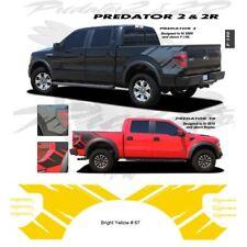 Ford Raptor 2010+ Predator 2R Graphic Kit - Bright Yellow