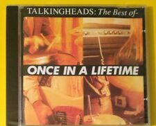 Talking Heads Best Of CD NEW SEALED Psycho Killer/Road To Nowhere/And She Was+