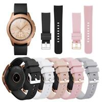 New Silicone Bracelet Strap Watch Band For Samsung Galaxy Watch 42MM Active