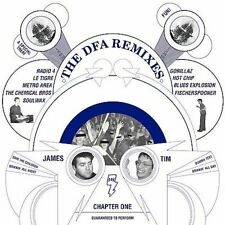 The DFA Remixes: Chapter One by Various Artists (CD, Apr-2006, Astralwerks)