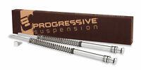 Progressive Mono Tube Monotube Fork Cartridge Kit Spring Harley Touring Dresser