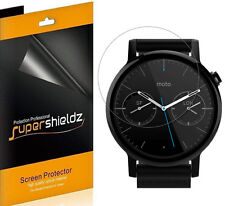6X Supershieldz Clear Screen Protector For Motorola Moto 360 46mm 2nd Generation