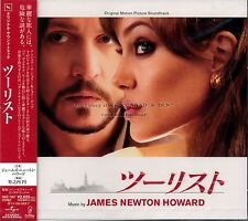 "James Newton Howard ""THE TOURIST"" soundtrack score Japan CD SEALED"