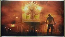 """Amityville Horror GIANT WIDE 24"""" x 42"""" Movie Evil Scary Halloween Poster"""