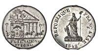 FRANCIA DEUXIEME REPUBLIQUE Fete National du 14 Mai - 1848