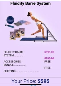 Fluidity Barre System